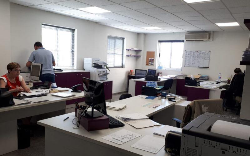 Despacho administracion y logistica