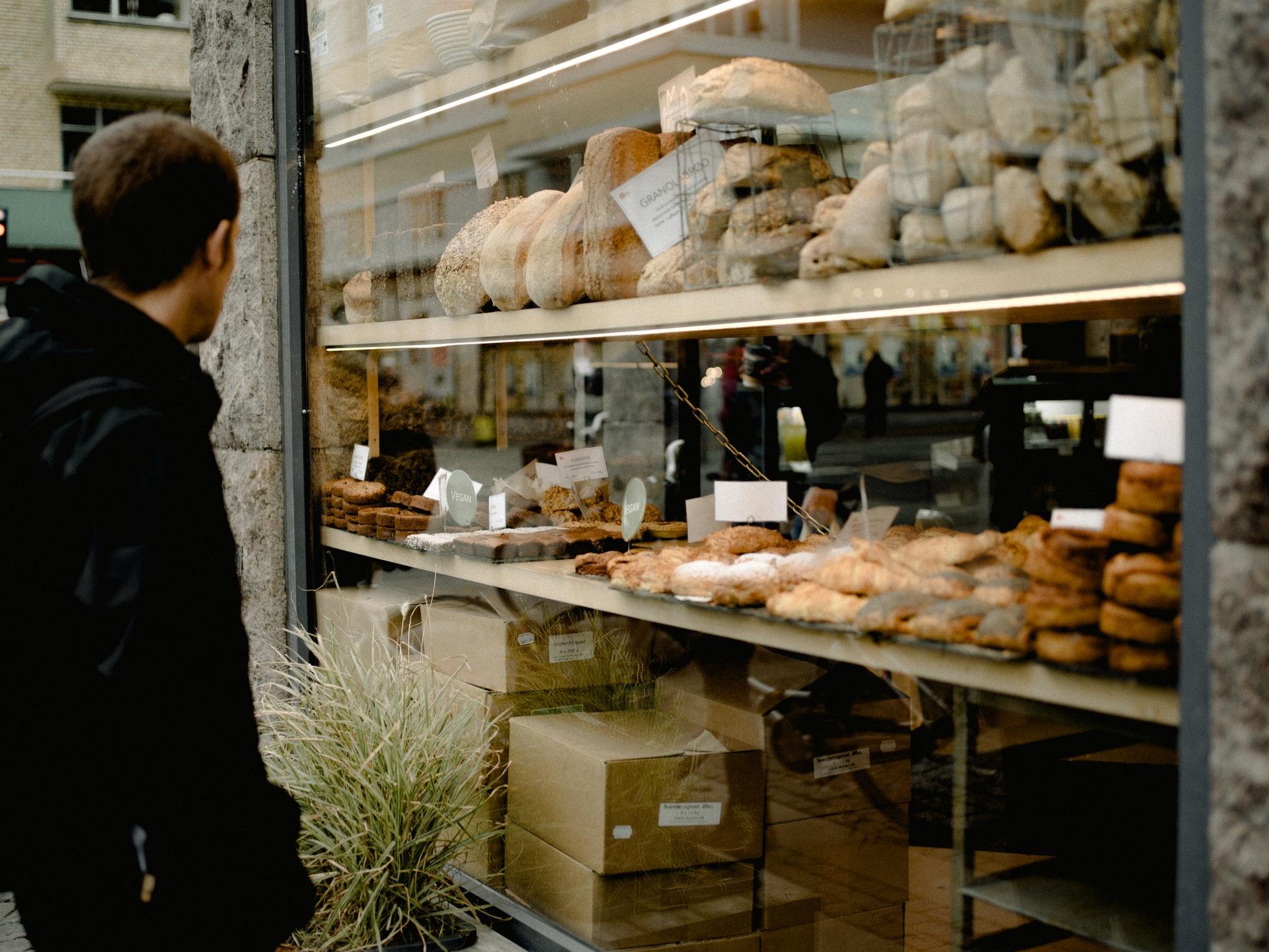 Mobiliario comercial y restaurantes de alimentación orgánica
